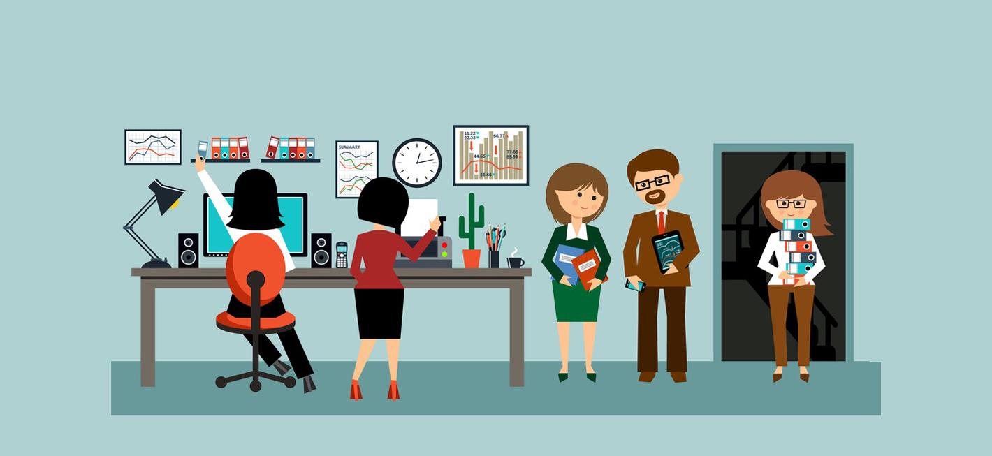 Satisfaction des salariés, voix des employés, enquête 360°