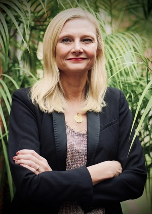 Sandrine Walschots, respondable des études à la MAE